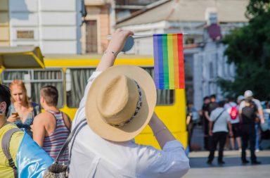 Одесский прайд в фотографиях и комментариях