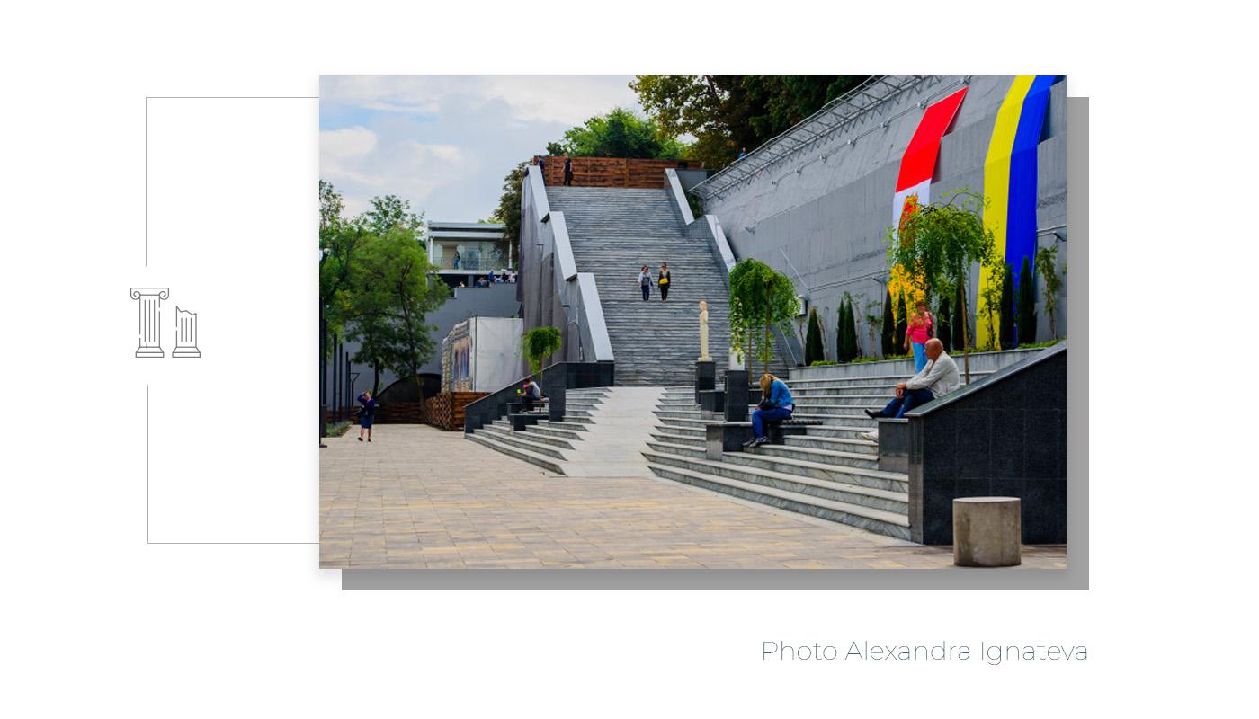 Греческий парк в вопросах, ответах и историях: «А как же газон?»