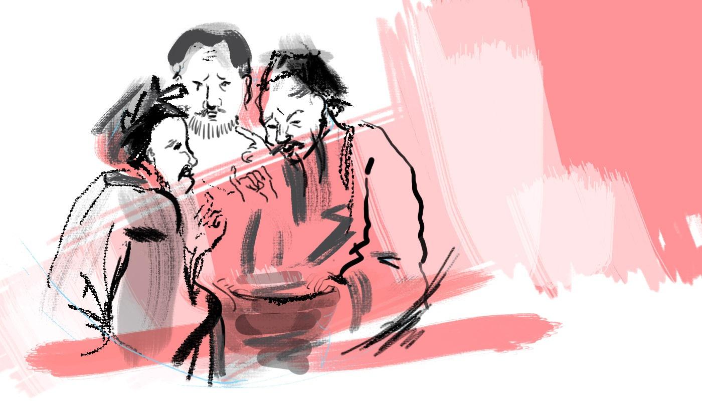 Дегустатори оцту: три вектори китайської філософії