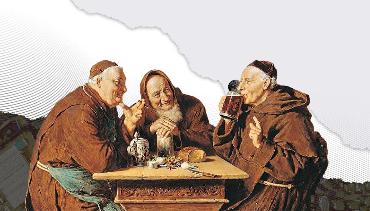Соль и пиво: два продукта, сделавшие цивилизацию возможной