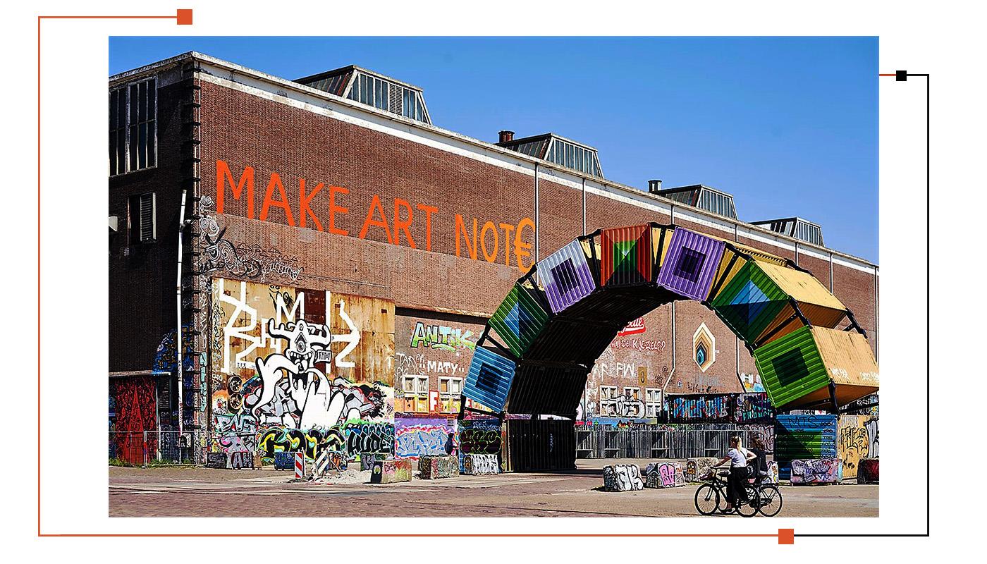 Лучшие урбанистические проекты мира: часть первая