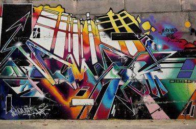 У графічному змісті міста: київські графіті