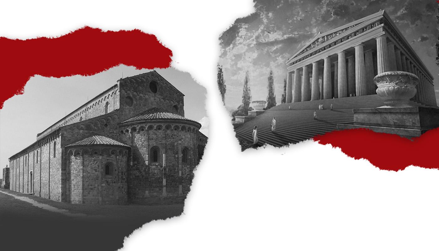 Церковь и Апокалипсис: как подготовка к концу света повлияла на церковную архитектуру