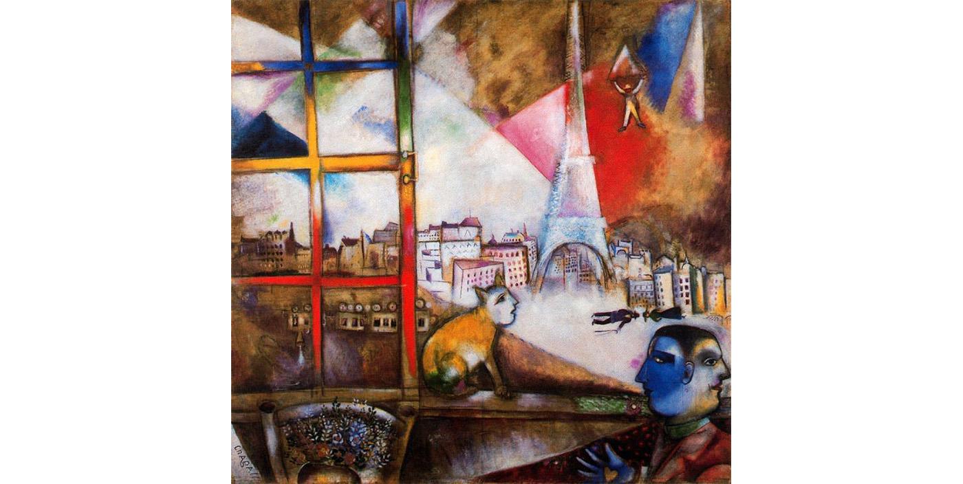 Міста-симулякри: Рим та Париж