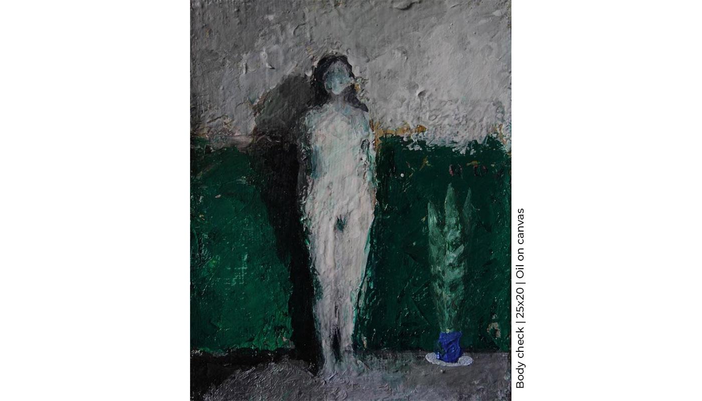 Говорит художница: Люся Иванова, «Вещь не в себе»