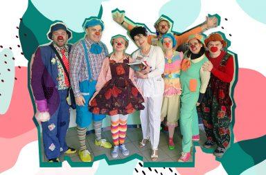Фокусів не показуємо і не завжди веселі. Як працюють лікарняні клоуни в Одесі