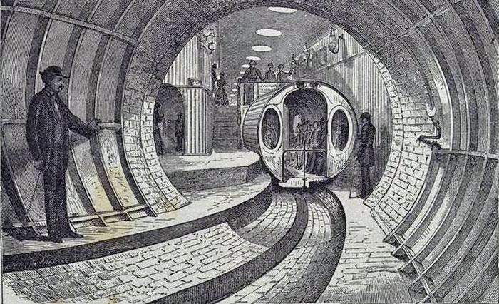 Хроніки підземних світів: як побудували метро Нью-Йорку