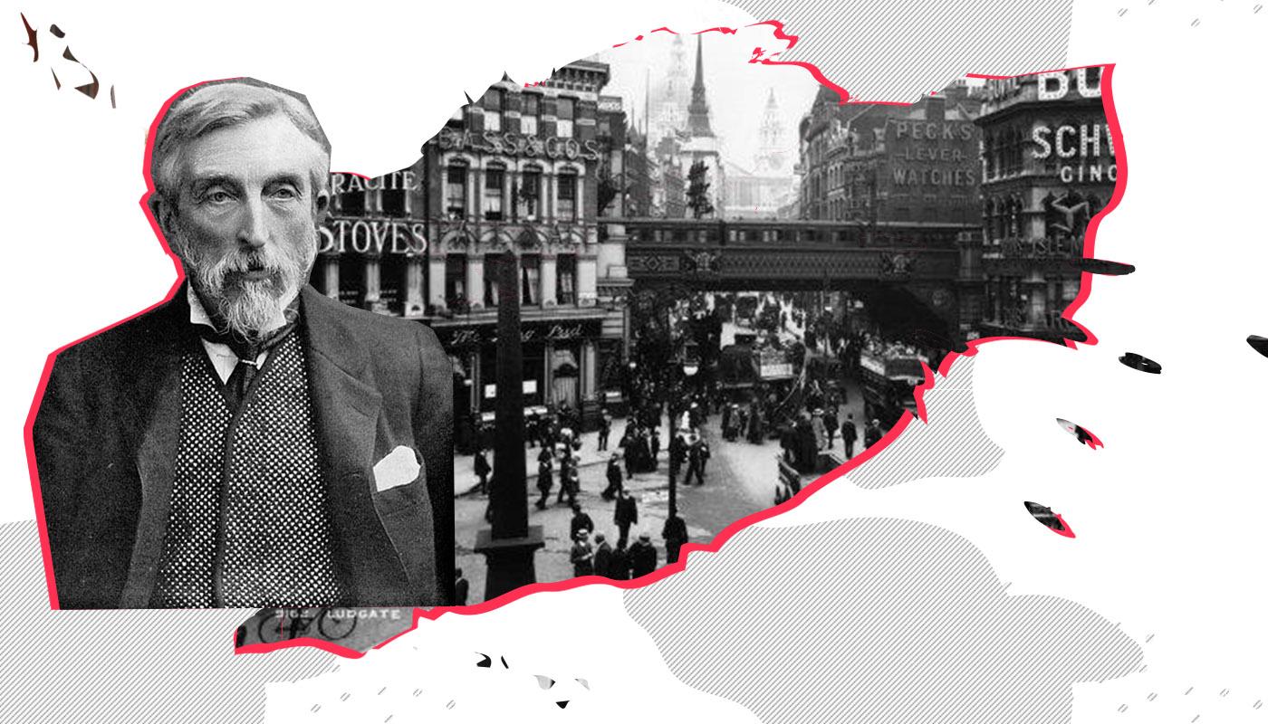 Урбан-инфлюенсеры: Чарльз Джеймс Бут, исследователь викторианского Лондона
