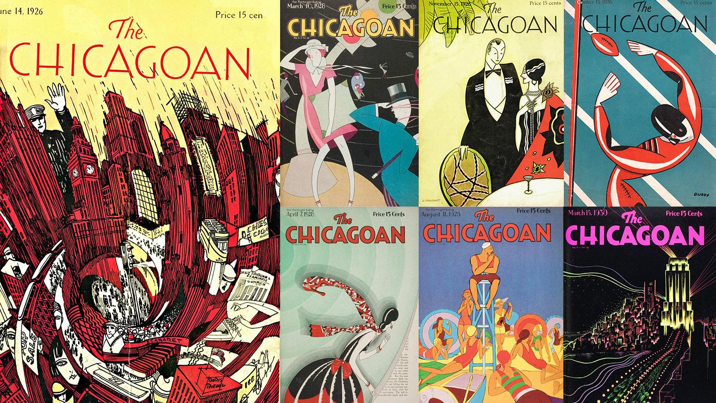 Чикаго и The Chicagoan: история журнала, который пытался изменить репутацию города