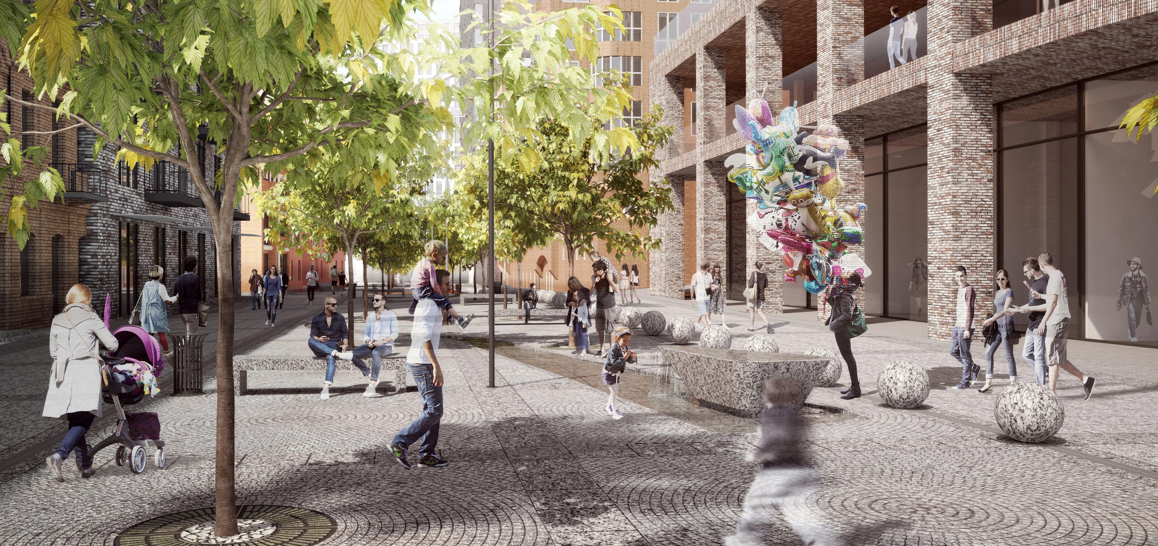 Річка, бульвари, пішоходи: акценти у проектах дніпровських архітекторів. Нотатки з фестивалю PROSTONEBA