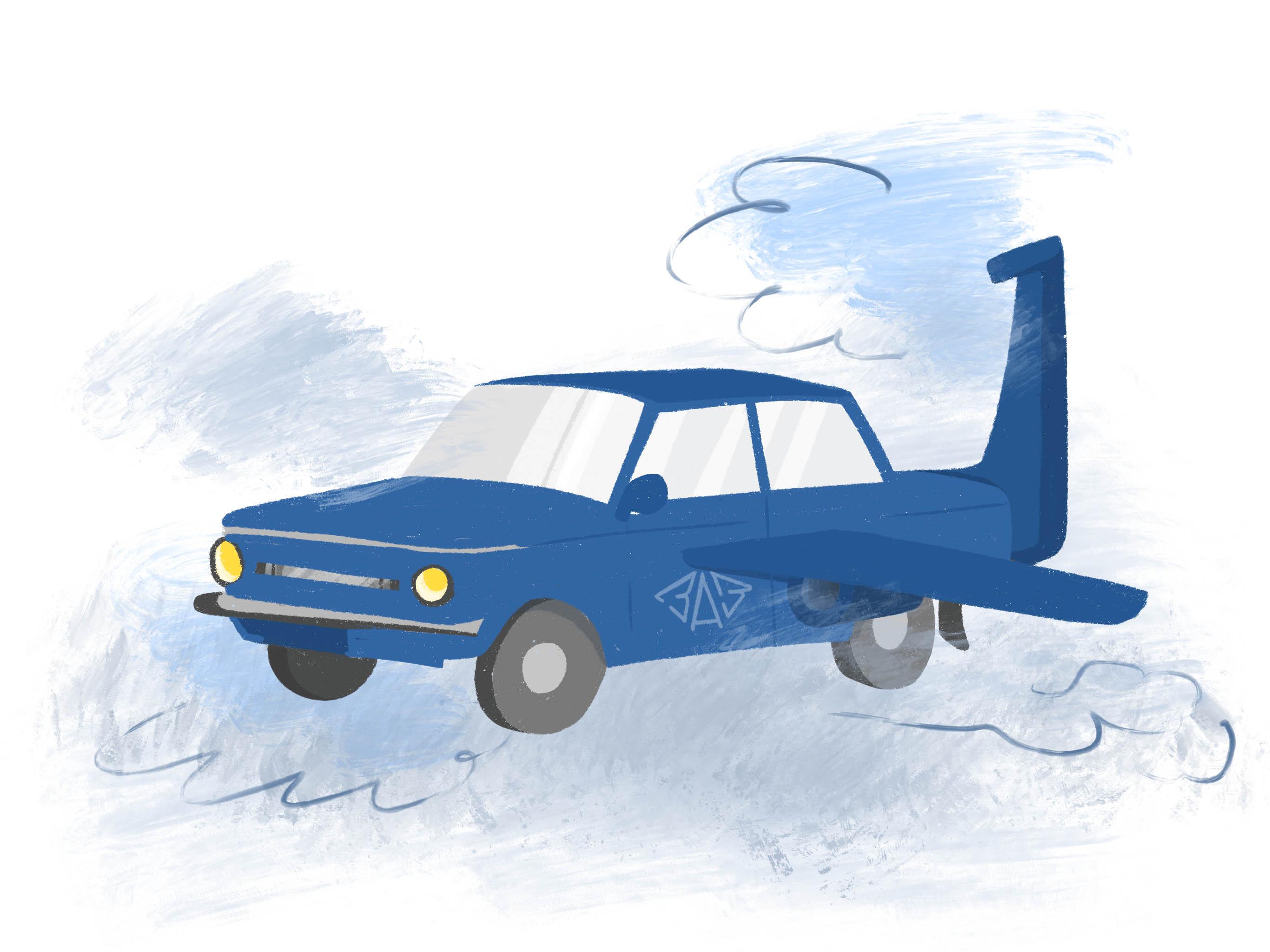 На крыльях такси: перспективы развития городского воздушного транспорта