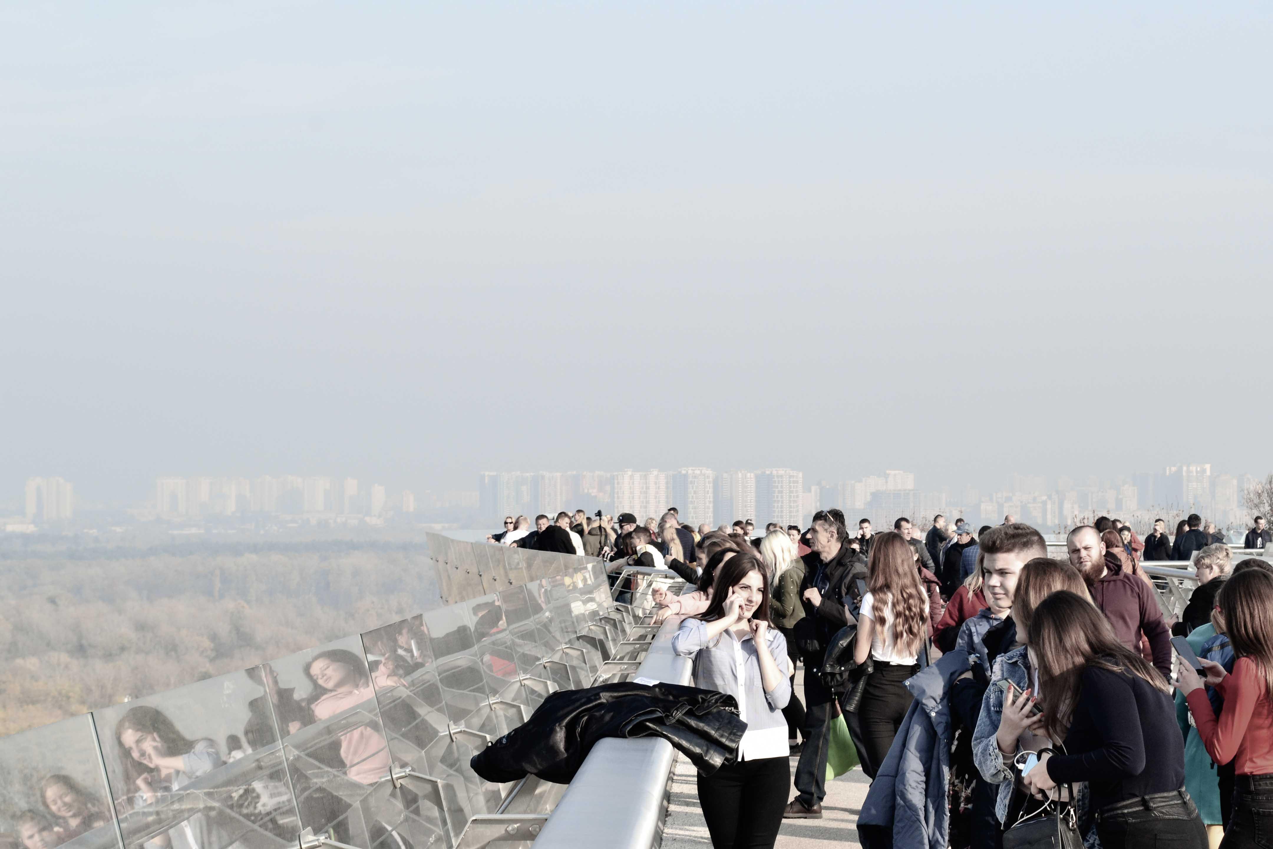 Вдихни життя: як очистити повітря у мегаполісі