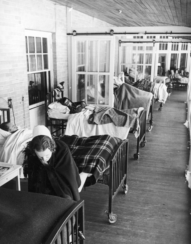 Світло та стерильність: як туберкульоз змінив архітектуру
