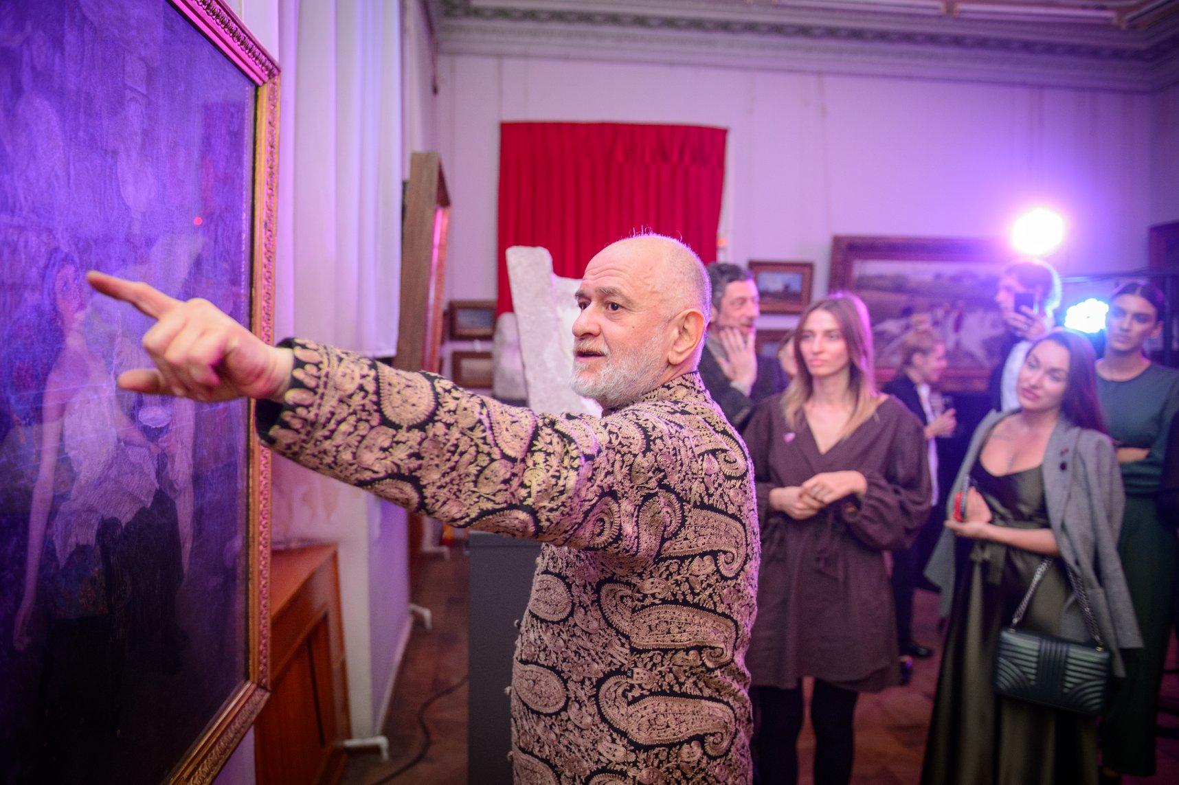 Художник-керівник: Олександр Ройтбурд про дикуватий ринок мистецтва й Одесу як стартап