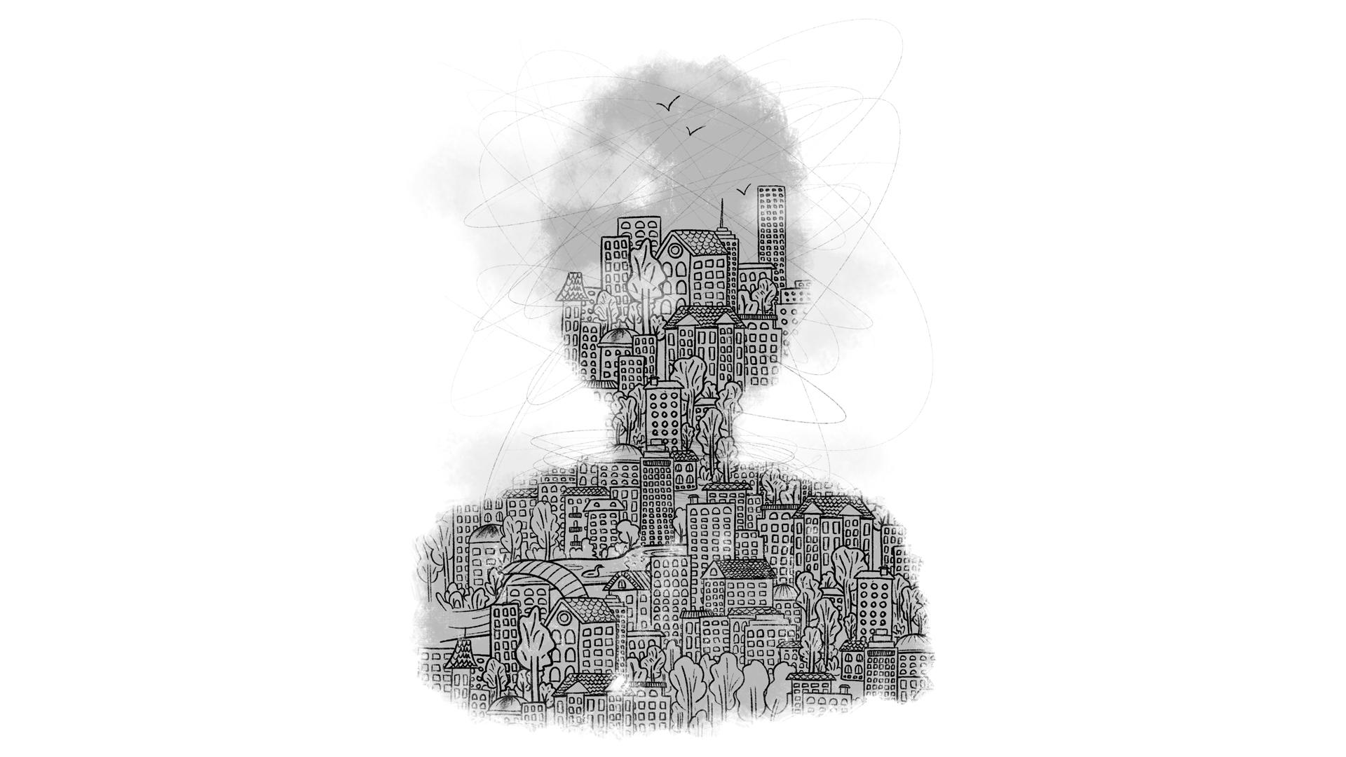 Человек и Город. Мифо-логия идентичности