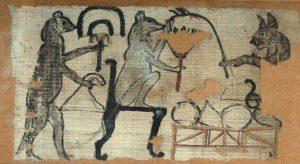 Образ щура у східній культурі