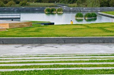 Парк на болоте или Кантабрийский островок урбан-рая