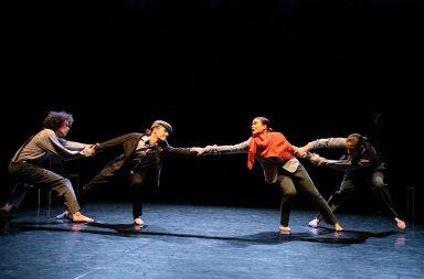 Театральний перформанс «Внутрішня деструкція»: тілесність, герметичність, абстрактність