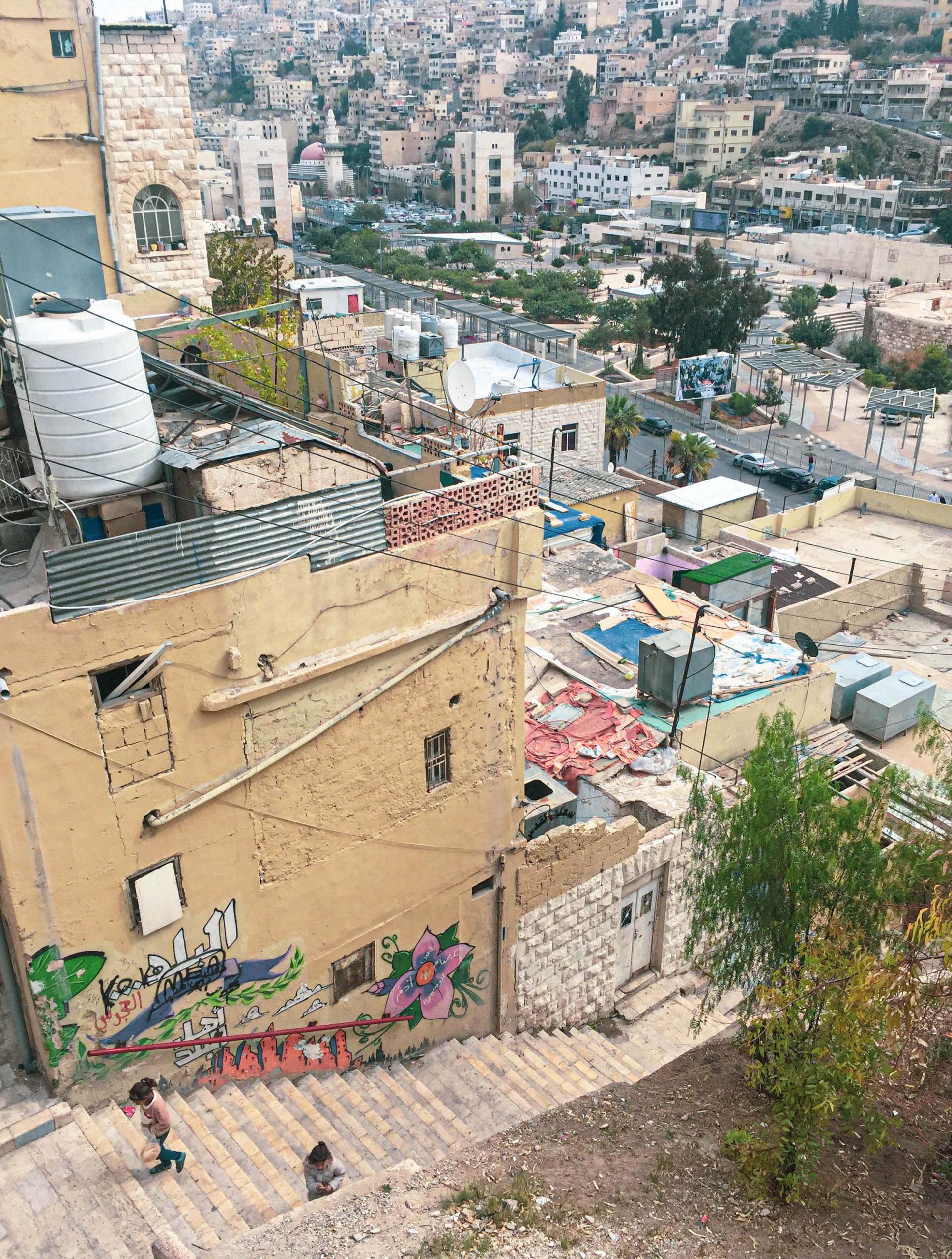 Один день в Аммані