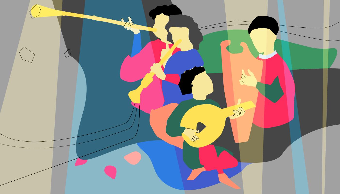 Уличные музыканты: история, традиции, современность