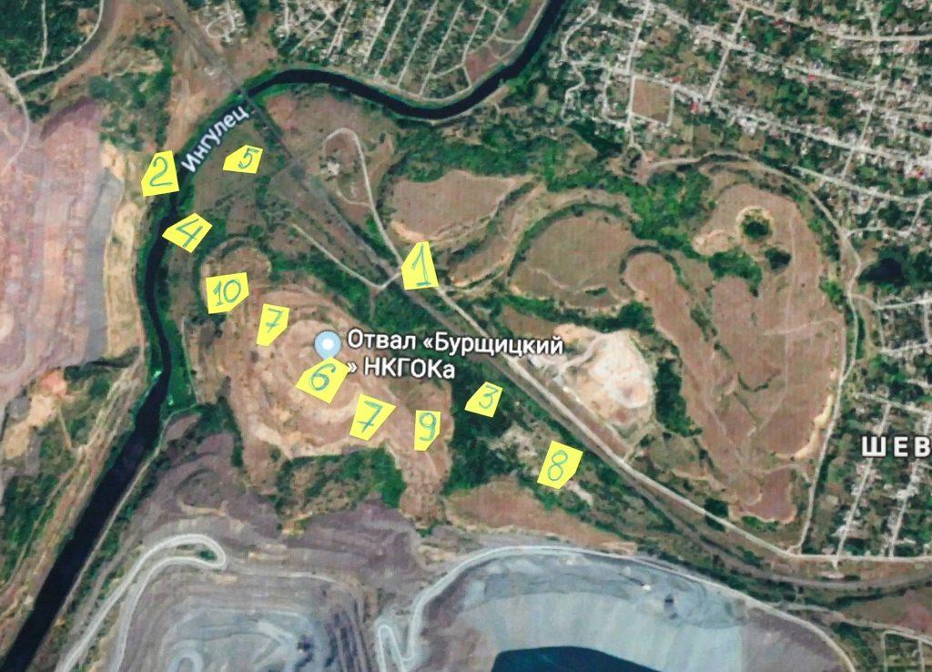 Урбаністичний хакатон у Кривому Розі: кристалізація точок тяжіння