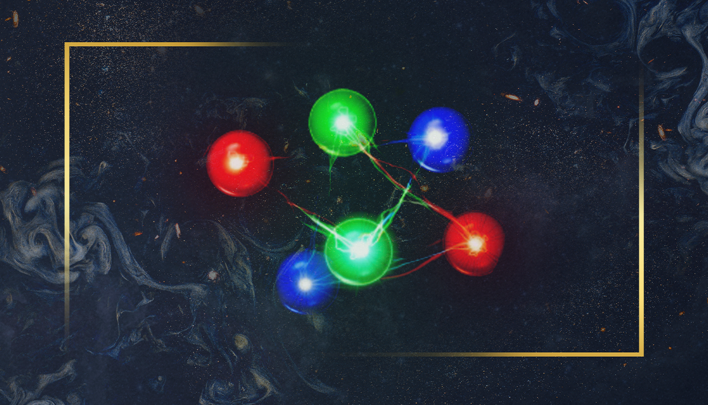 Ученые обнародовали самую вероятную теорию состава темной материи (UA)