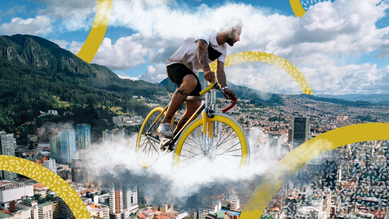 Давка в метробусах и велосипедные гонки: как в Боготе ездят на работу