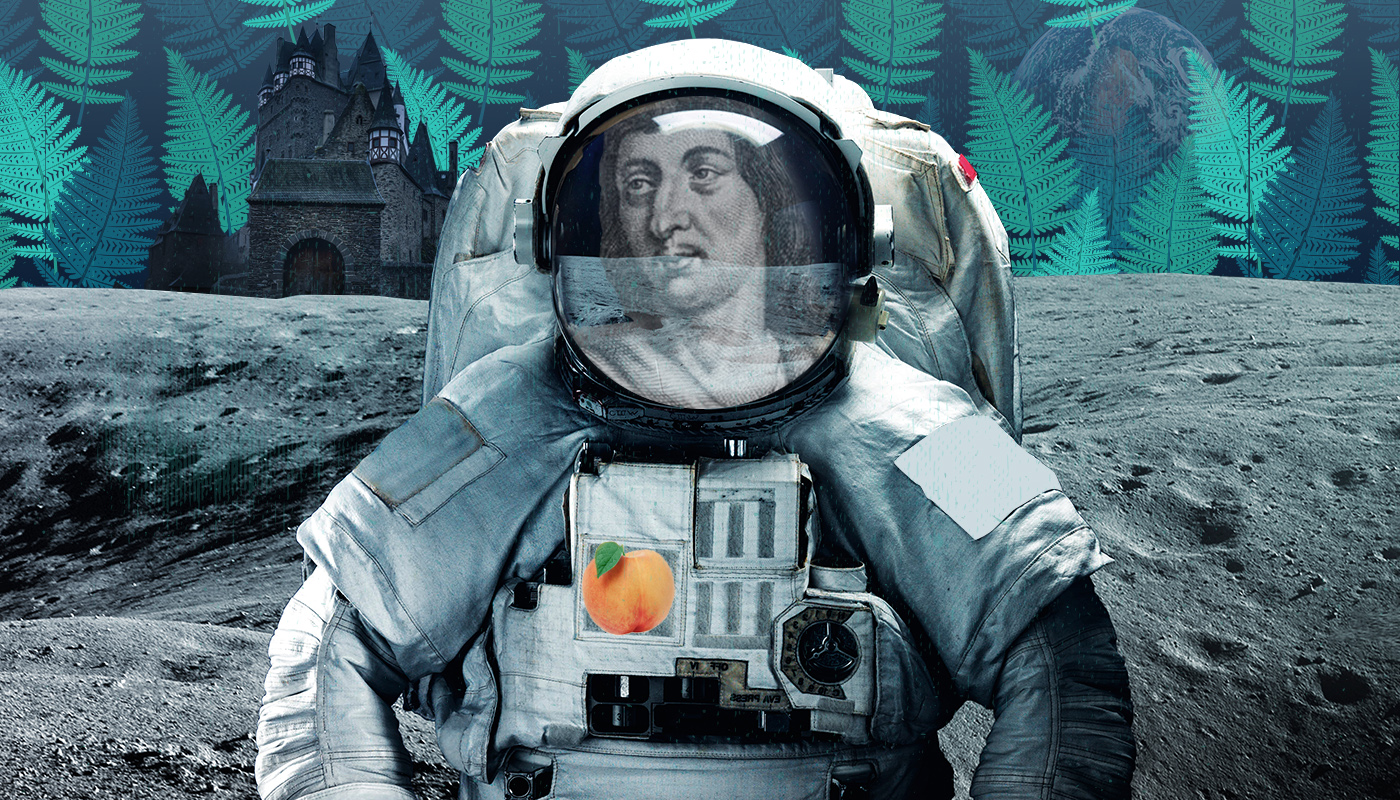 Місячне задзеркалля Сірано де Бержерака