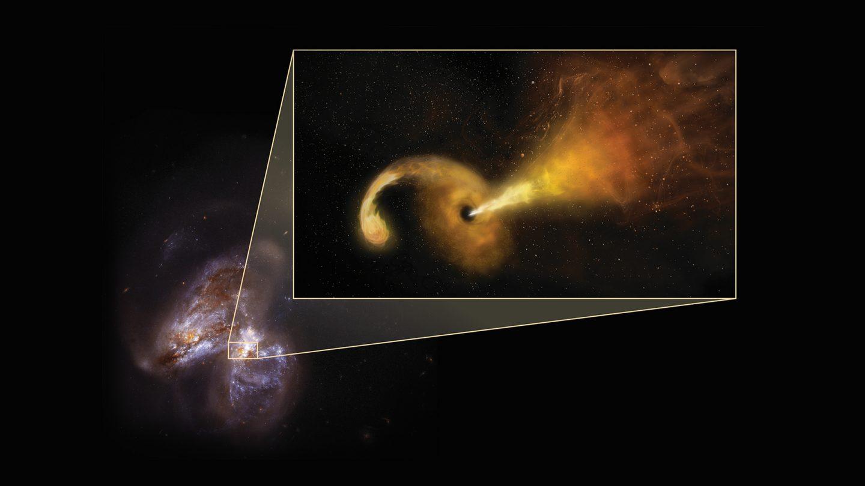 Знайдено докази існування чорних дір проміжної маси