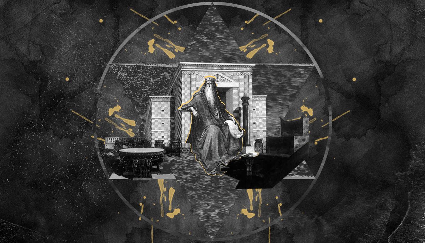 Архитектура масонства: от Храма Соломона до Одесской Биржи