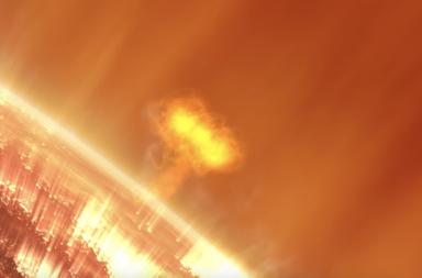 NASA обрала місію для дослідження сонячних штормів
