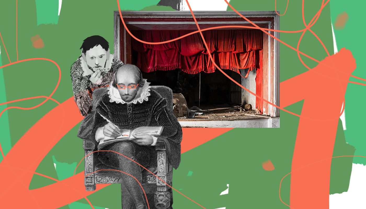 Томас Ватсон: забытый художник, который учил Шекспира (UA)
