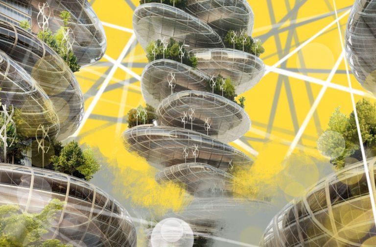 Уравновешенное будущее: как соларпанк противостоит деградации и отчаянию (UA)