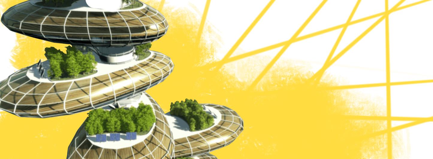 Урівноважене майбутнє: як соларпанк протистоїть деградації та відчаю