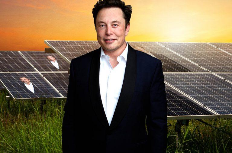 Ілон Маск хоче зробити сонячні панелі «прекрасними»