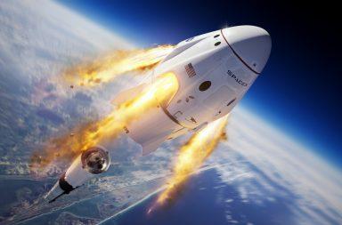 Crew Dragon летить до МКС