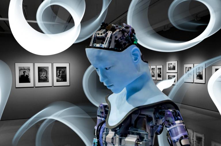 Куратором Бухарестської бієнале стане штучний інтелект на ім'я Джарвіс