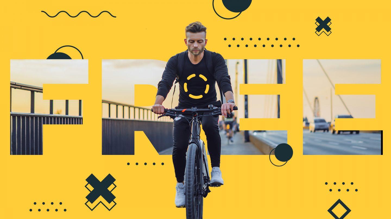 Природа восстанавливается: в города возвращаются велосипедисты (UA)