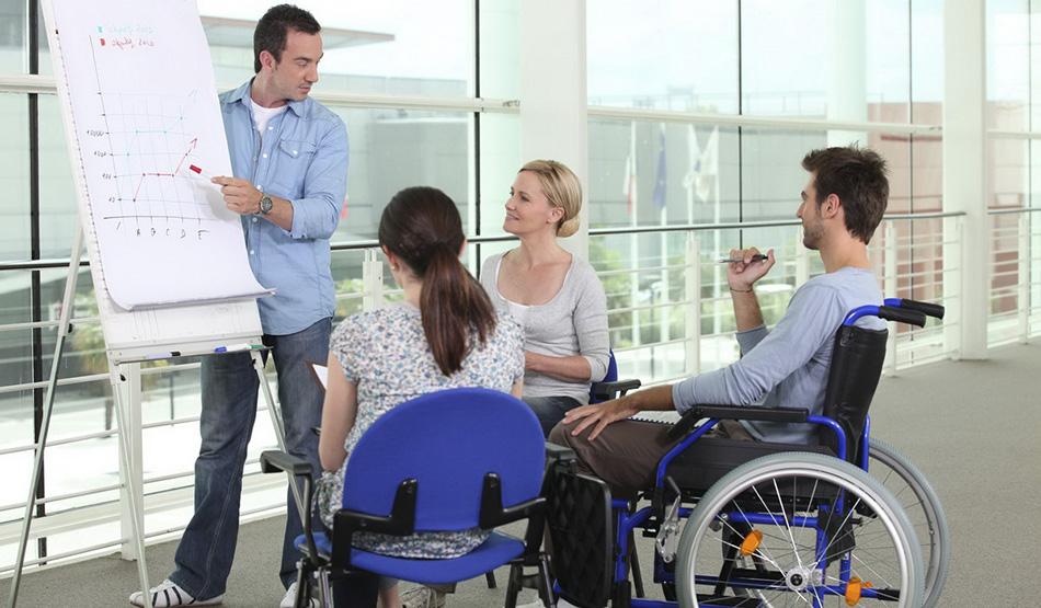 Abilis — гранты для защиты прав людей с инвалидностью
