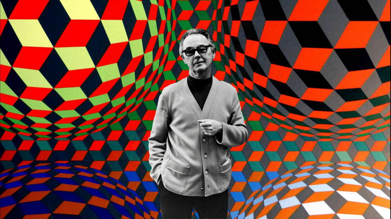 Виктор Вазарели: цвет и форма иллюзии