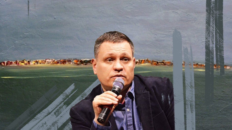 Анатолий Днистровый: воспроизведение безмолвных пустынь тревоги