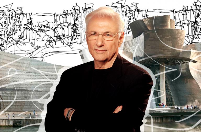 Архитектор Фрэнк Гери: «Если я уйду на пенсию, я стану монстром»