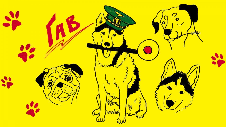 Тайная жизнь городских собак