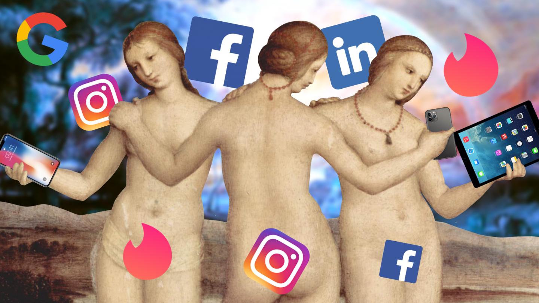 Изображения в Интернете: от инстаграм-фото до картин Рубенса
