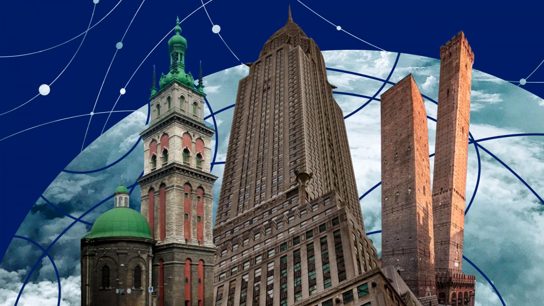 Міські вертикалі: як вежі формують обриси європейських міст