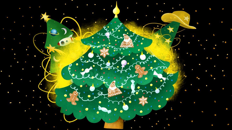Как елка стала главным символом новогодних праздников