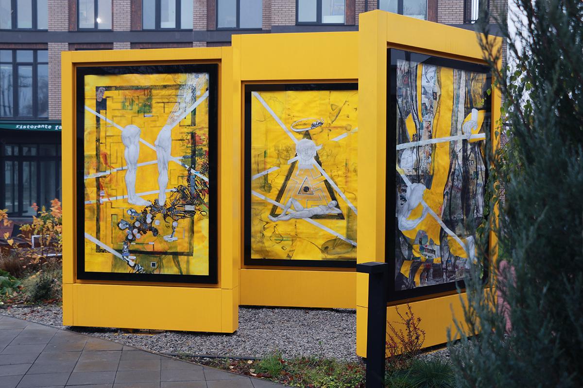 Арт-галерея в Пространстве на Донского