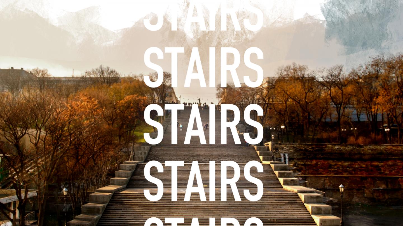Лестницы и стремянки: история архитектурной мысли, направленной вверх