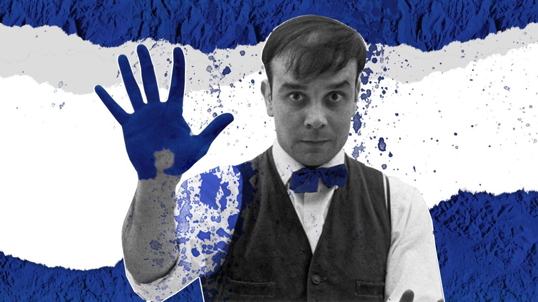 Ив Кляйн: международный синий