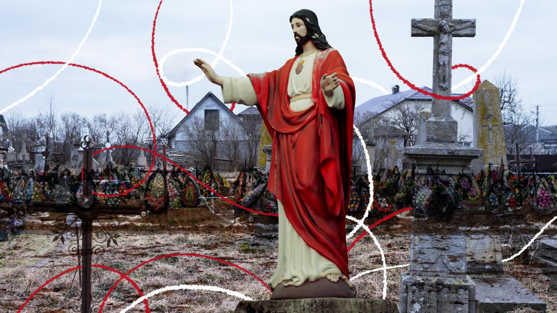 Алексей Зинченко: кладбище как место экзистенциальной активности